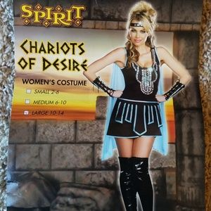 Chariots of Desire Costume